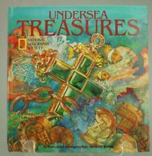 Pop-Up Book Undersea Treasures 1995 National Geographic Society Book PA285
