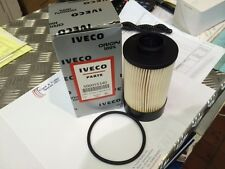 Genuine Iveco Daily 06> Fuel Filter Element 500055340 pu9002x fa5959eco