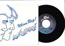 WHAM! - Wham Rap !