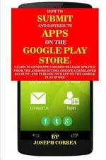 How to Submit and Distribute Apps on the Google Play Store : Learn to...