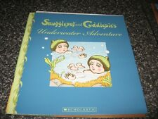 SNUGGLEPOT AND CUDDLEPIE'S UNDERWATER ADVENTURE BRAND NEW SOFTCOVER