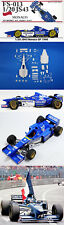STUDIO 27 1/20 FULL DETAIL LIGIER JS43 MONACO 1996 VERSION F1 PANIS DINIZ