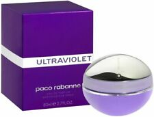Paco Rabanne Ultraviolet pour Femme 80 ml Eau de Parfum Vaporisateur