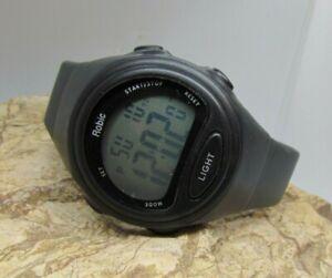 Robic Referee Timer Sports Wrist/Stopwatch Game Watch SC-587