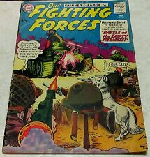Our Fighting Forces 82, (VG/FN 5.0) 1964, 40% off Guide!