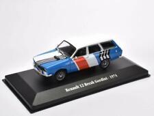 Renault 12 Break Gordini 1974 R12- 1/43 Atlas Voiture miniature Model car G011