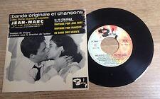 45 tours EP BOF La vie conjugale Jacques Charrier Marie-José Nat Louiguy EXC