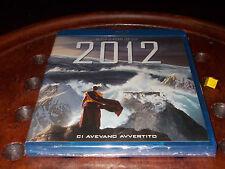 2012 Ci avevano avvertito Sony  Blu-Ray ..... Nuovo