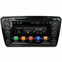 "8"" Touchscreen Android Autoradio DVD GPS Navigation für Skoda Octavia 3"