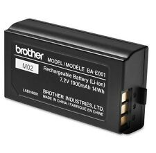 GENUINE BROTHER BAE001 RECHARGEABLE LI-ION BATTERY PACK