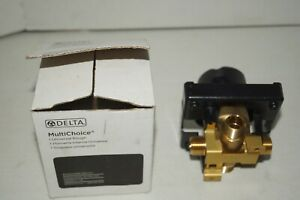 DELTA MultiChoice Universal Tub and Shower Valve Body Rough-In Kit