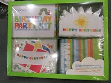 NWT Eric Carle Birthday Party Kit All You Need for the Best-Ever Birthday Bash