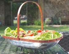 Cadeau Jardinier qualité Panier inspiré Saladier Jardiniers Cadeau