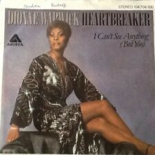 Vinyl-Single Dionne Warwick - Heartbreaker/I Can't See Anything (But You) (1982)