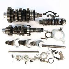 SUZUKI GSF GSF650 GSF650S WVB5 K5 K6 - Getriebe Schaltgetriebe Schaltung