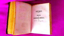 MANUAL, MEDICINA DOMESTICA, M. PARENT-AUBERT, JOSE ORIOL RONQUILLO 1846