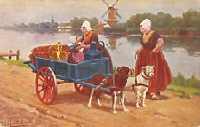 R174861 Lammerse. Hoofdsteeg. Rotterdam. W. de Haan. Serie 69. Chromotypie