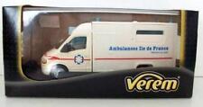 Renault Contemporary Diecast Ambulances