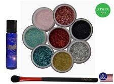 ITAY Mineral Cosmetics Liquid Bond+Paris Lights 8 Stack+Eye Shimmer Brush