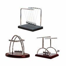 Swing Newton Cradle Balance Balls Science Physics Desktop Decoration Toy For