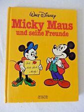 """Buch (Festband) Walt Disney """"Micky Maus und seine Freunde"""" aus dem Jahr 1979"""