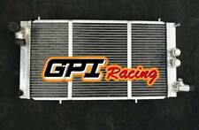 Fit Citroën/Citroen BX 19 GTi 16V 1987-1994 1996 1992 aluminum radiator  2 Rows