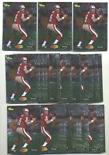 Lot of 40 1995 Images Player Of The Year Steve Young #POY1 Cards - Sharp Lot