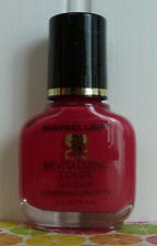 MAYBELLINE REVITALIZING COLOR POLISH PLAZA PLUM # 06