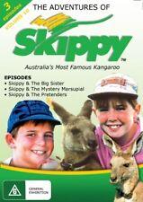 ADVENTURES OF SKIPPY VOL 10 - AUSTRALIA'S FAMOUS KANGAROO - DVD