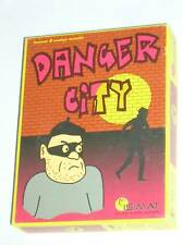 JEU DE SOCIETE / DANGER CITY / TRES BON ETAT ++++++++++