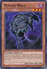 3 x Plague Wolf (LCJW-EN200) - Common - Near Mint - 1st Edition