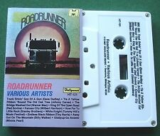 Roadrunner Johnny Carver Minnie Pearl Stanley Brothers + Cassette Tape - TESTED