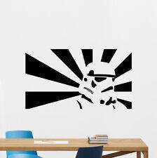 Star Wars Wall Decal Stormtrooper Vinyl Sticker Movie Art Poster Decor 52bar
