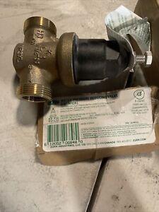 """ZURN WILKINS 3/4"""" NR3XL Bronze FPT Water Pressure Reducing Valve"""