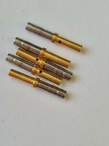 5 Pk Deutsch size 20 7.5A Female Crimp Circular Connector Contact 6862-201-20278