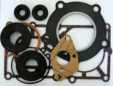 Engine Powerhead Gasket Kit Oil Seals Impeller 4HP 5HP Tohatsu Outboard