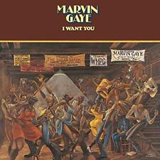 "MARVIN GAYE i want you (New 12"" Vinyl LP)"