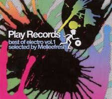 Various-PLAY RECORDS/Best of Electro vol.1 (OVP)