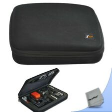 Xtech® Padded Large Camera Case - Custom Fitted f/GoPro Hero 2 Outdoor Edition