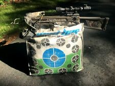 New listing CROSSBOW with Scope, Target, Bolts, Tips
