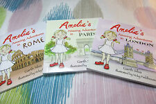 Amelia's Amazing Adventures in Paris by Fieldhouse Vicky, Silva Garth (Paperback, 2013)