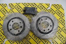 Peugeot 206 98-07, 206cc 01-07, New Brake Discs And Pads
