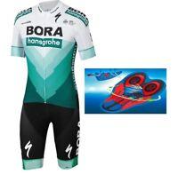 TEAM BORA HANSGROHE 2019 Cycling Pro Sets 9d Gel Pad ED. TOUR DE FRANCE 2019