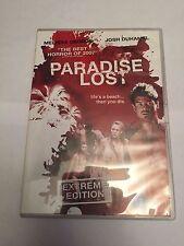 Paradise Lost (DVD)extreme edition, josh duhmel, melissa george, region 2 uk dvd