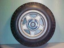 Ferrari 365 Wheel Rim_Pirelli Tire_Hub_Trim Ring Daytona CHROMODORA GTC4 365BB