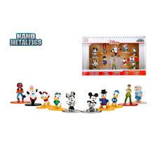 Disney - Nano Metalfigs Wave 2 Mini Figurines - Set of 10 NEW Jada Toys