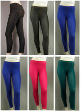 Markenlose Thermo-Jeggings-Damen-Leggings
