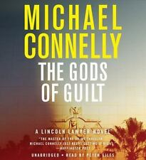 A Lincoln Lawyer Novel: The Gods of Guilt by Michael Connelly (2013, CD, Unabrid