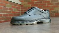 MENS TIMBERLAND MADISON SUMMIT SHOES SZ 12 WIDE BLACK LEATHER USED 29511 1595