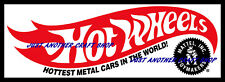 Hot Wheels Vintage Banner Streamer Poster Shop Sign Advert Leaflet  High Quality